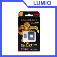 ORIGINAL Procore MicroSD 32GB 400x Speed 60MB / S
