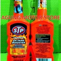 Oktan Booster / Octane Booster / Campuran Bensin STP (155ml)