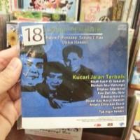 CD EKONOMIS V.A. - 18 LAGU TERBAIK PANCE, OBBIE , TOMMY
