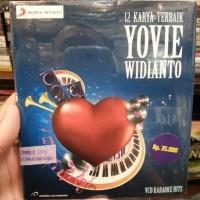 VCD KARAOKE V.A. - YOVIE WIDIANTO 12 KARYA TERBAIK