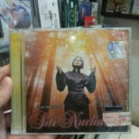 CD SITI NURHALIZA - THE BEST IMPORTED MALAYSIA