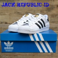 SNEAKERS SEPATU ADIDAS SUPERSTAR PHARREL WILLIAM GRADE ORIGINAL PUTIH