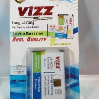 Baterai Dobel Power Vizz LG Optimus BL44JH L7P700 P705 MS770 2300mah