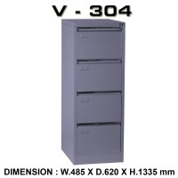 harga Filing Cabinet 4 Laci Vip Murah Dan Kuat Tokopedia.com