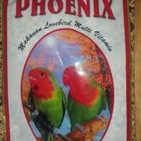 harga Pakan Burung - Phoenix Lovebird Tokopedia.com