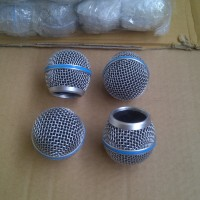 GRILL-KEPALA MICROPHONE for Shure BETA 58A (Cable/Wireless)