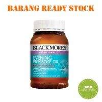 READY STOCK - Blackmores Evening Primrose Oil 1000mg - 190 tablet