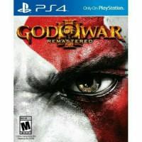 God Of War 3: Remastered Game PS4 Reg 2