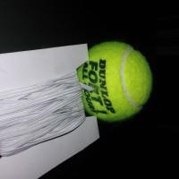 Bola Tenis Bertali Untuk Belajar Tenis Lapangan - Dunlop