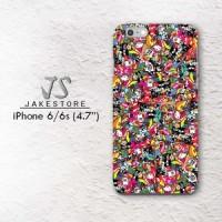 jdm background style iPhone Case 4 4s 5 5s 5c 6 6s Plus