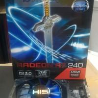 VGA Card HIS R7 240 2Gb DDR5 128Bit