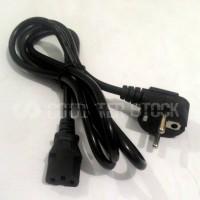 Harga Kabel CPU Komputer Kabel Power Cord EU PLUG AC | WIKIPRICE INDONESIA