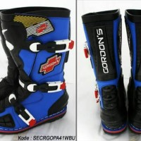 harga Ready Sepatu Cross Gordons Biru Tokopedia.com
