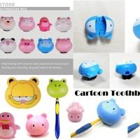 Cute Design Tooth Brush Box - Tempat Sikat Gigi