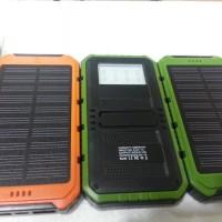 harga Power Bank Solar Cell - Powerbank Lampu Led - Pb Solarcell Tokopedia.com