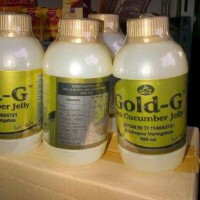 Jual JELLY GAMAT GOLD G 500ml ORIGINAL SURABAYA Murah