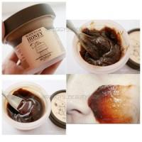 Skinfood Black Sugar Mask Wash Off Snoopy Limited Edition