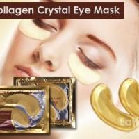 Masker mata emas collagen ( Eye Mask Collagen Gold)