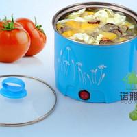 Kompor Listrik Travel Travelling Cooking Pot Mini Kecil Telur Masak