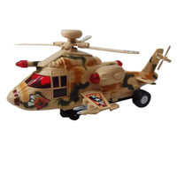 HELICOPTER SIMULATING A TRUE STYLR - HELIKOPTER TEMPUR - COKLAT