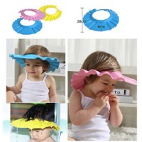 Baby Shower Hat / Shampoo Shield / Topi Keramas