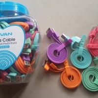 Kabel Data dan Kabel Charger Vivan Ipad Iphone 4 CSi100