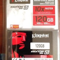 Solid State Drive - KINGSTON SSDNow V300 Drive 120GB