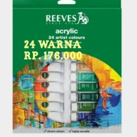 Reeves Acrylic 24 Warna