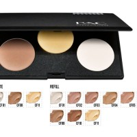 PAC Creamy Foundation Palette