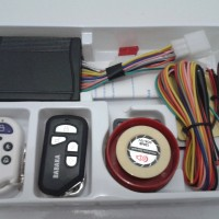 Alarm Motor New Vixion Advance + Cara Pasang Bahasa Indonesia Lengkap