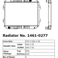 Radiator Toyota Corona RT132 / RT 132 2.0 th 79-80