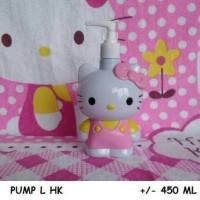PUMP SABUN HELLO KITTY