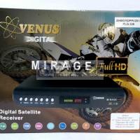 Receiver TV Venus Mirage HD Parabola C Band Ada Slot HDMI USB