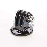 Action Cam Tripod Adapter Mount for SJ CAM, Xiaomi Yi, Gopro & Brica