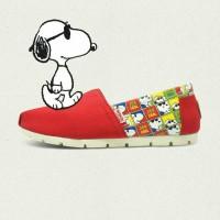 harga Sepatu Wakai Shoes Original Wakai Snoopy Tokopedia.com