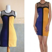 Dress Pesta BB11
