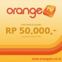 Voucher Orange TV - 50rb