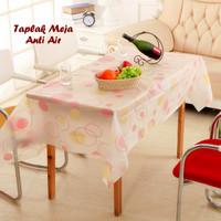 Taplak Meja Anti Air POLKADOT (Tampilan meja jadi cantik)