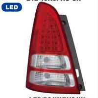 STOP LAMP / LAMPU STOP MOBIL KIJANG INNOVA (LED-CLEAR / RED)