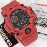 Jam Tangan ORIGINAL DIGITEC GW9400 / DIGITECH WATCH / ALLKRED Colour