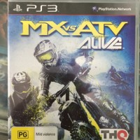 Kaset Ps3 Mx Vs Atv
