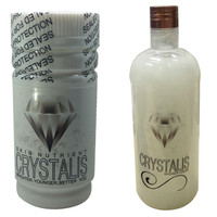 Paket Hemat Crystalis SWN 60 Softgels dan Whitening Body Wash 450 Ml
