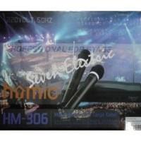 Microphone Double Wireless - HOMIC HM-306