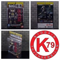 SIC KT Kiwami Tamashii Kamen Rider Agito Ground Form MISB ORI NEW