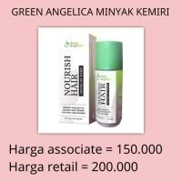 GREEN ANGELICA MINYAK KEMIRI