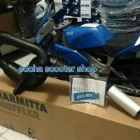 harga knalpot Polini Made in Italy Vespa PX/Excel/Sprint 150cc Tokopedia.com