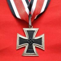 Medali Knight Cross Nazi Jerman WW2