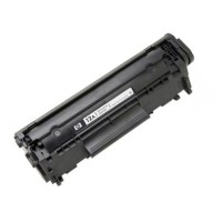 Fika HP 12A  Remanufacture Cartridge Toner Printer Laserjet -Q2612A