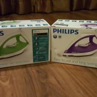 Philips - Dry Iron / Setrika GC 122/37 (Ungu)