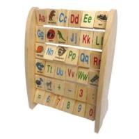Mainan Bayi Anak - Standing Alphabet